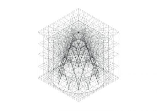 Cone Cube